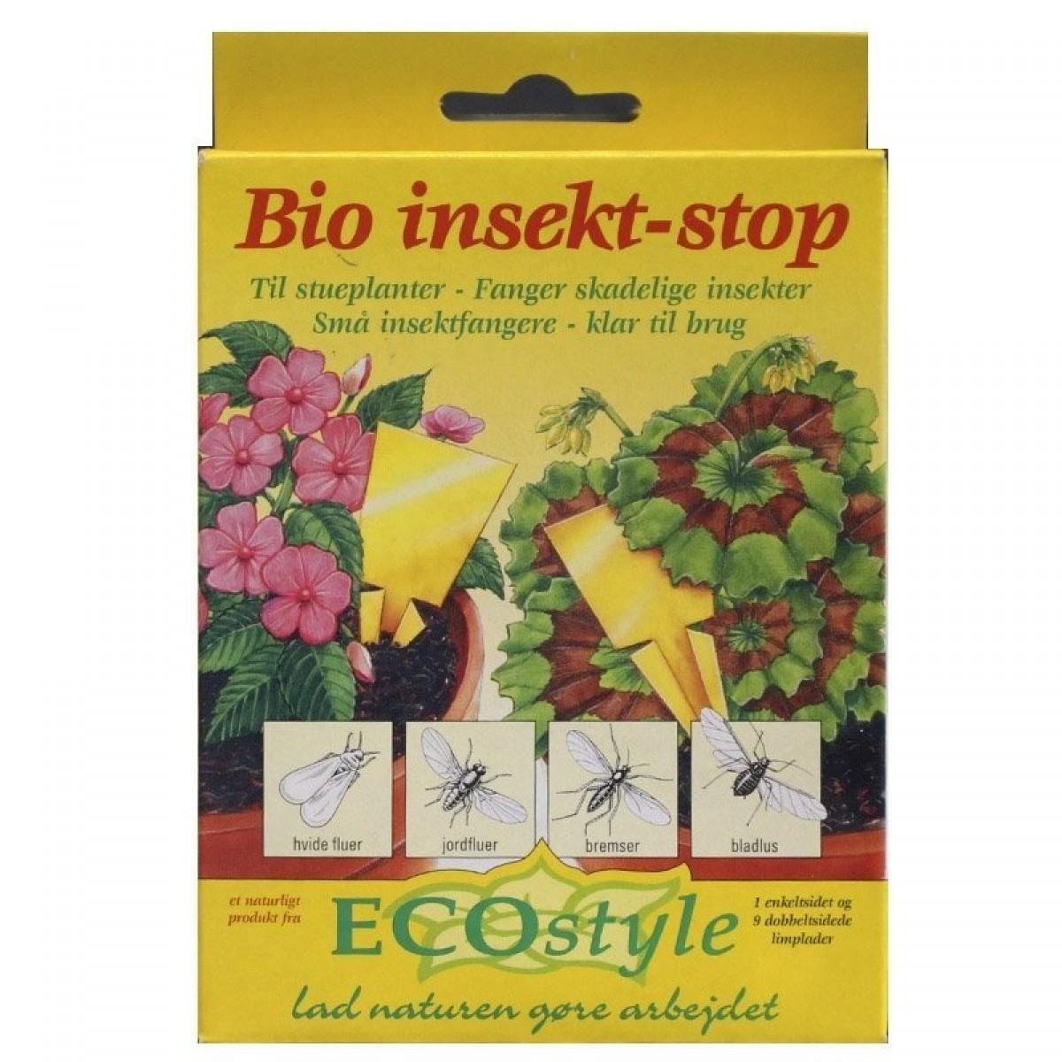 Fremragende Bio insekt-stop Ecostyle - Hurtig levering HN98