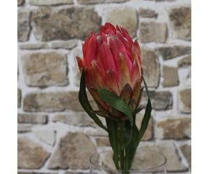 rosa dahlia kunstig