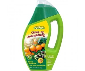 Ecostyle Citrus og Olivengødning
