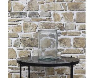 glasvase firkantet