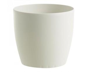 Rund selvvandingskrukke - Hvid mat - Flere varianter