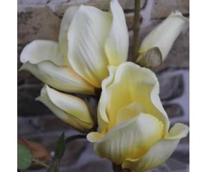 gul kunstig magnolia