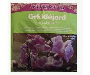 orkidejord 5 liter