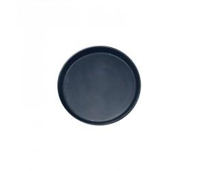 sort zink underskål
